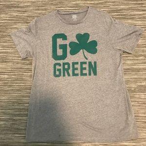 """""""Go Green"""" t-shirt"""